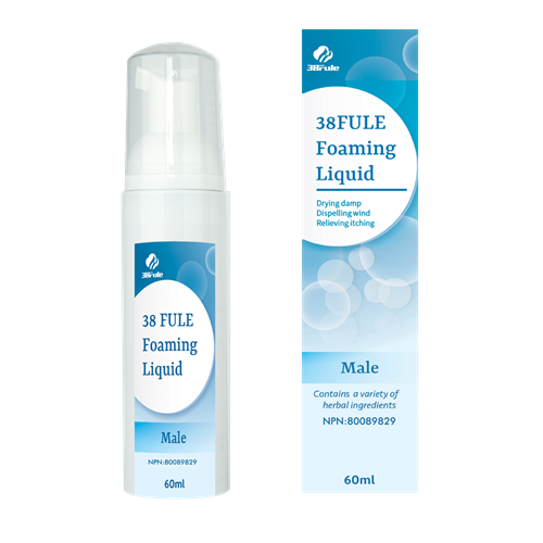 Picture of 38 FULE Foaming Liquid Male